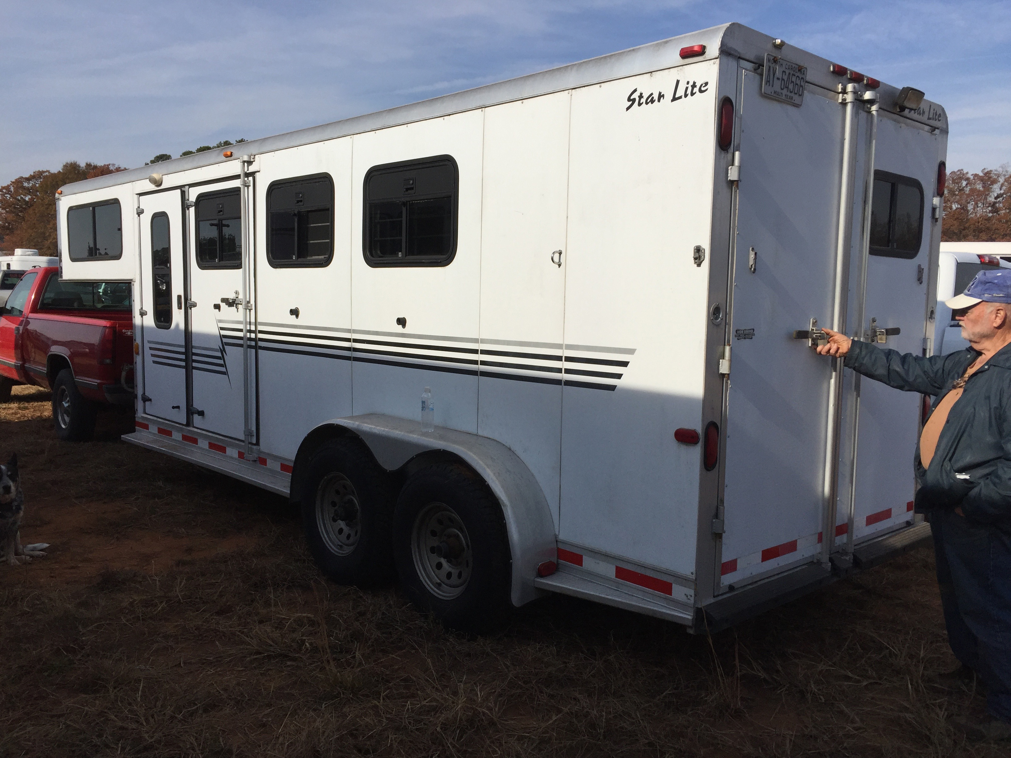Reliable Horse Transportation Service